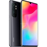 Xiaomi Mi Note 10 Lite 128GB, Handy Midnight Black, Android 10, Dual SIM, 6 GB DDR4X