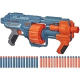 Hasbro Nerf Elite 2.0 Shockwave RD-15, Nerf Gun hellblau/orange