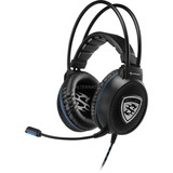 Sharkoon SKILLER SGH1, Gaming-Headset schwarz