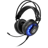 Sharkoon SKILLER SGH2, Gaming-Headset schwarz, USB Headset
