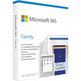 Microsoft 365 Family, Office-Software 1 Jahr