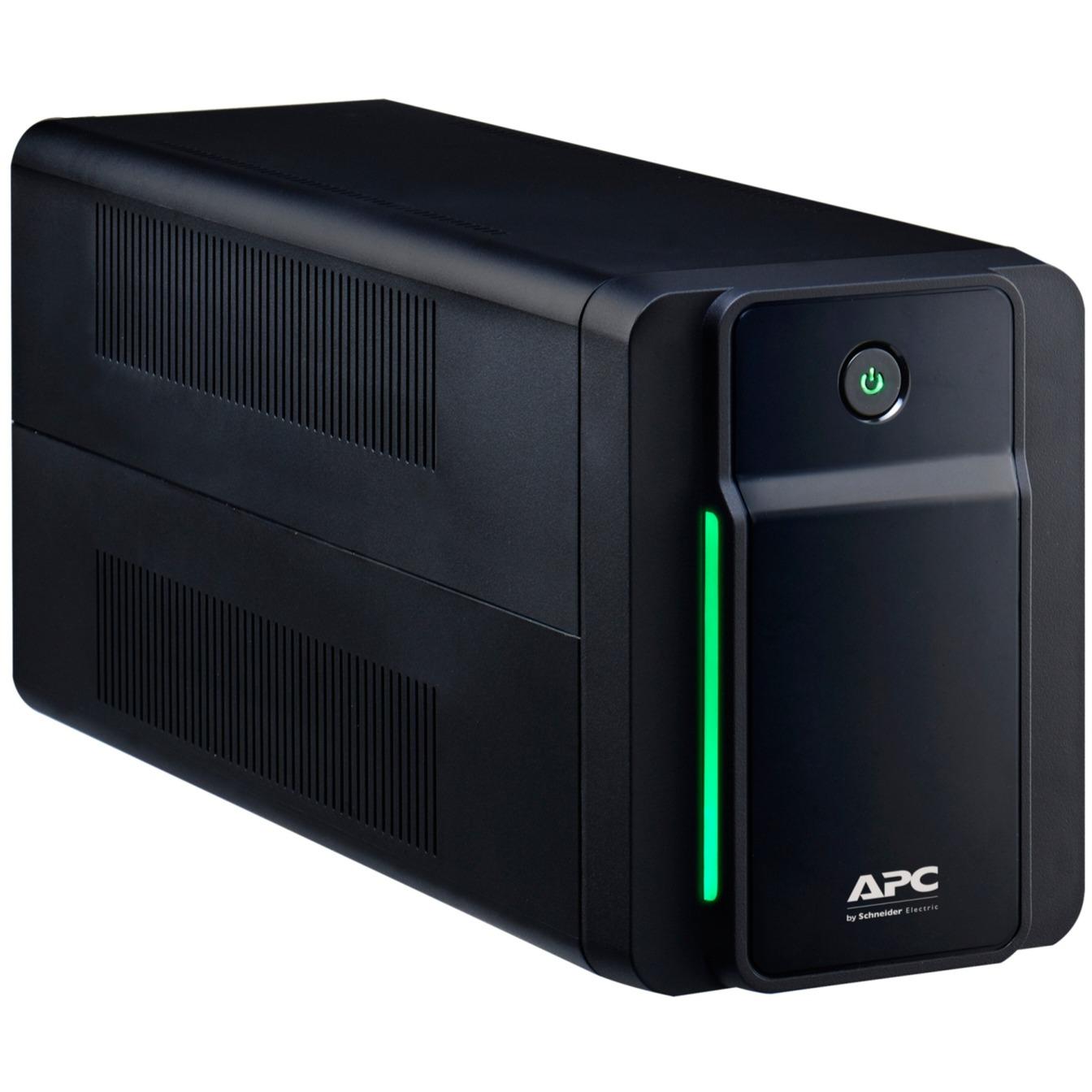 Image of Back-UPS 750VA, 230V, AVR, Schutzkontakt Sockets, USV