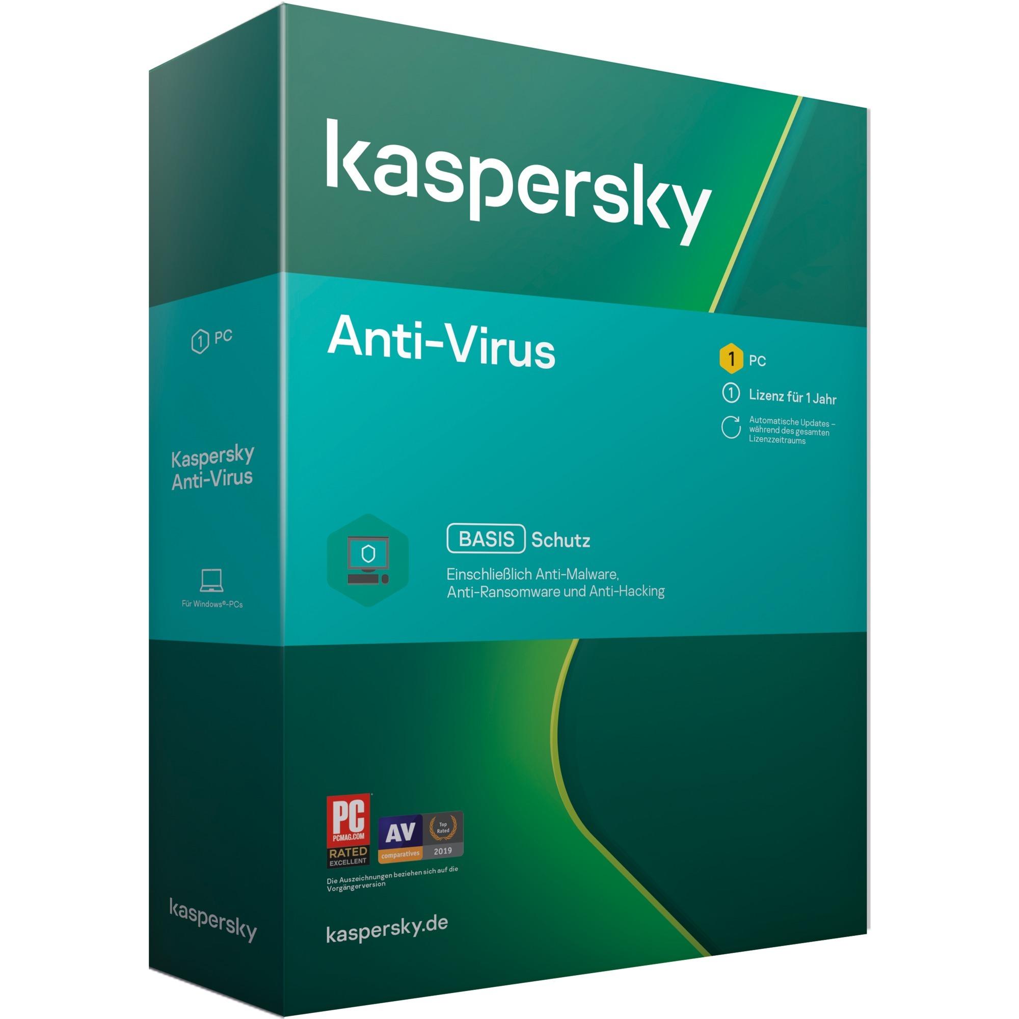 Image of Anti-Virus , Sicherheit-Software