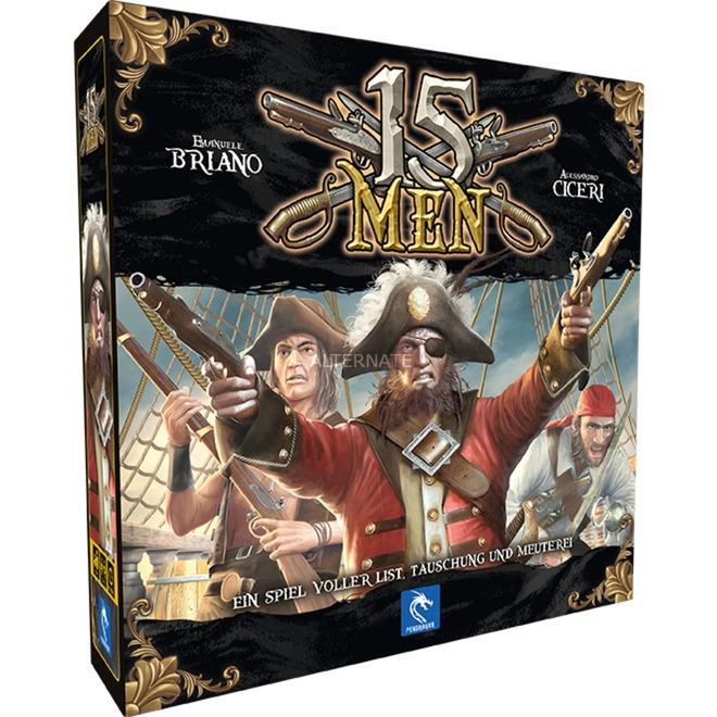 Image of 15 Men, Brettspiel