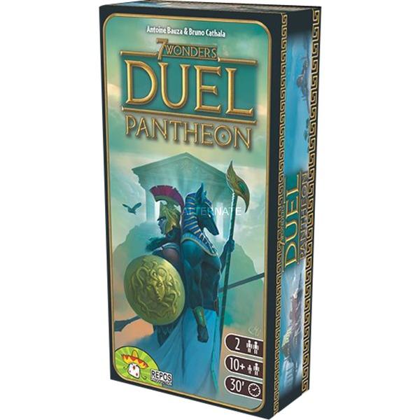 Image of 7 Wonders Duel - Pantheon, Brettspiel