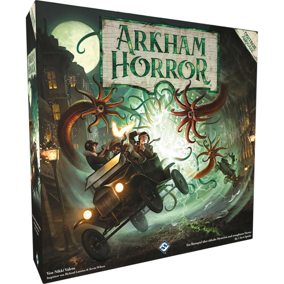 Image of Arkham Horror 3. Edition, Brettspiel
