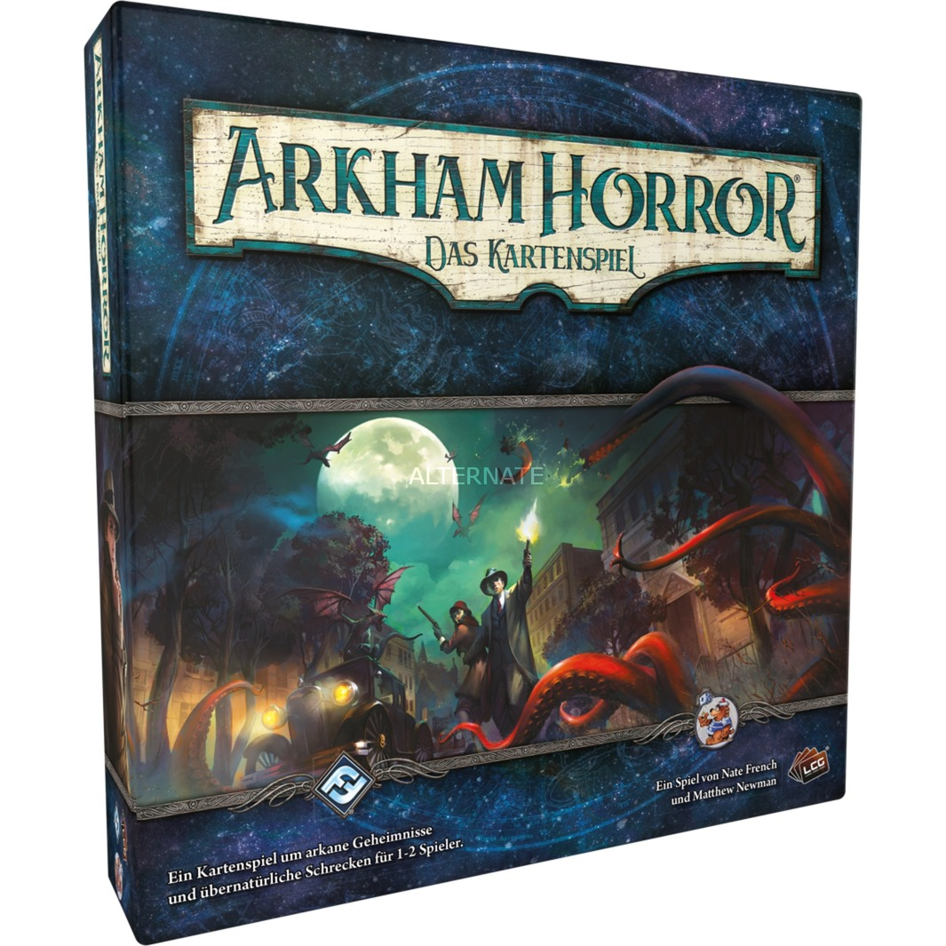 Image of Arkham Horror: LCG, Kartenspiel