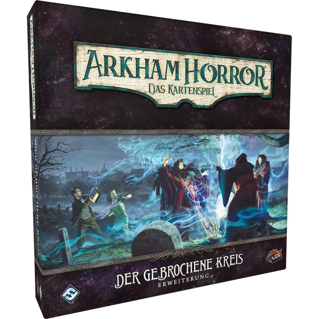 Image of Arkham Horror: LCG - Der gebrochene Kreis, Kartenspiel