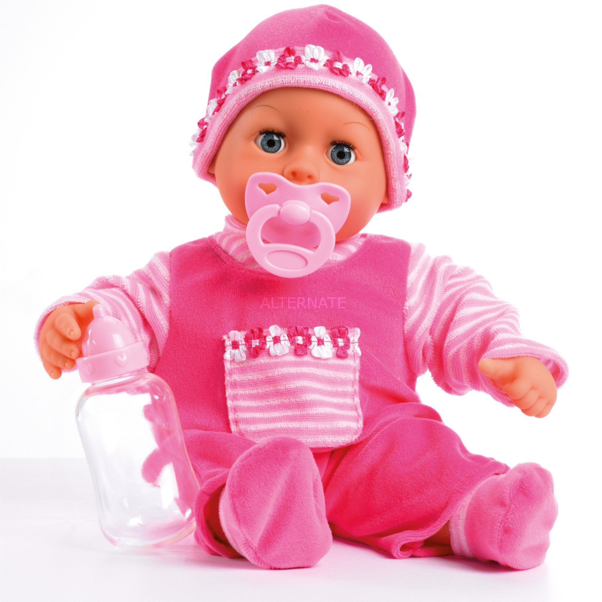 Image of First Words Baby pink 38 cm, Puppe