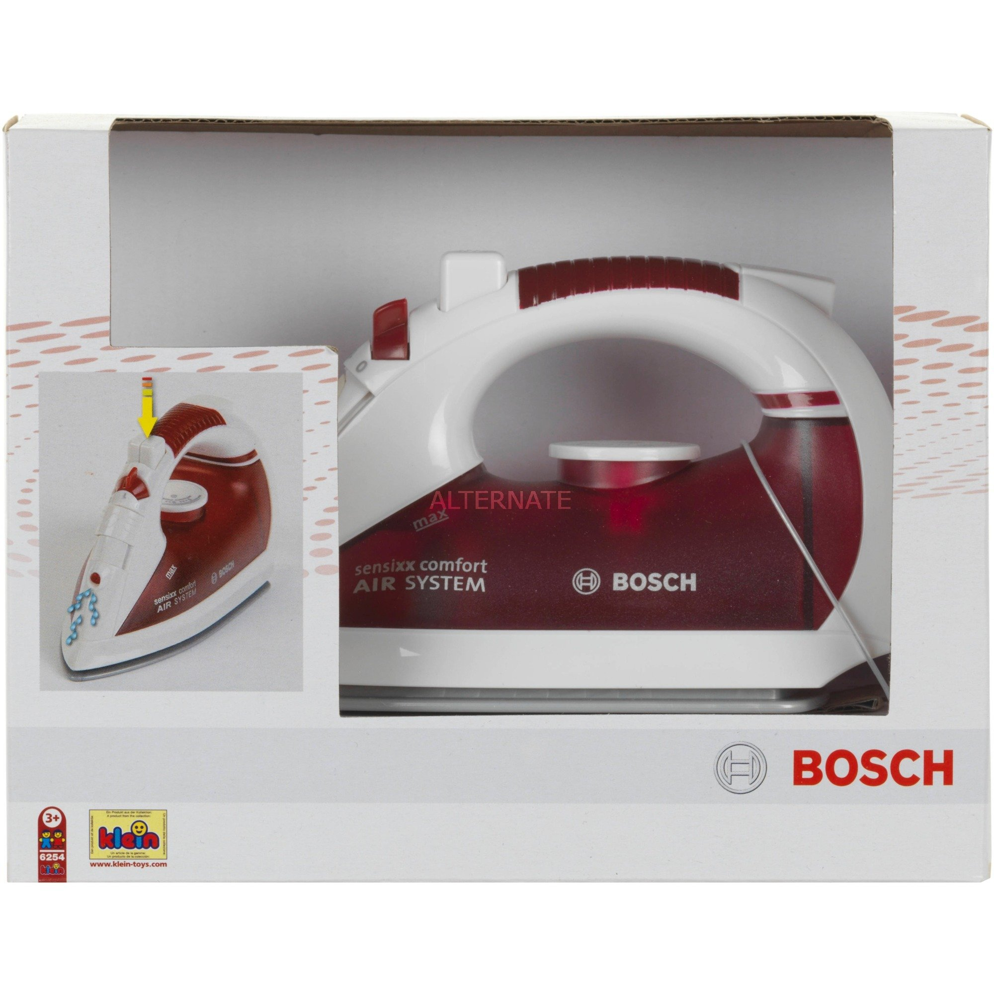 Image of Bosch Bügeleisen, Kinderhaushaltsgerät