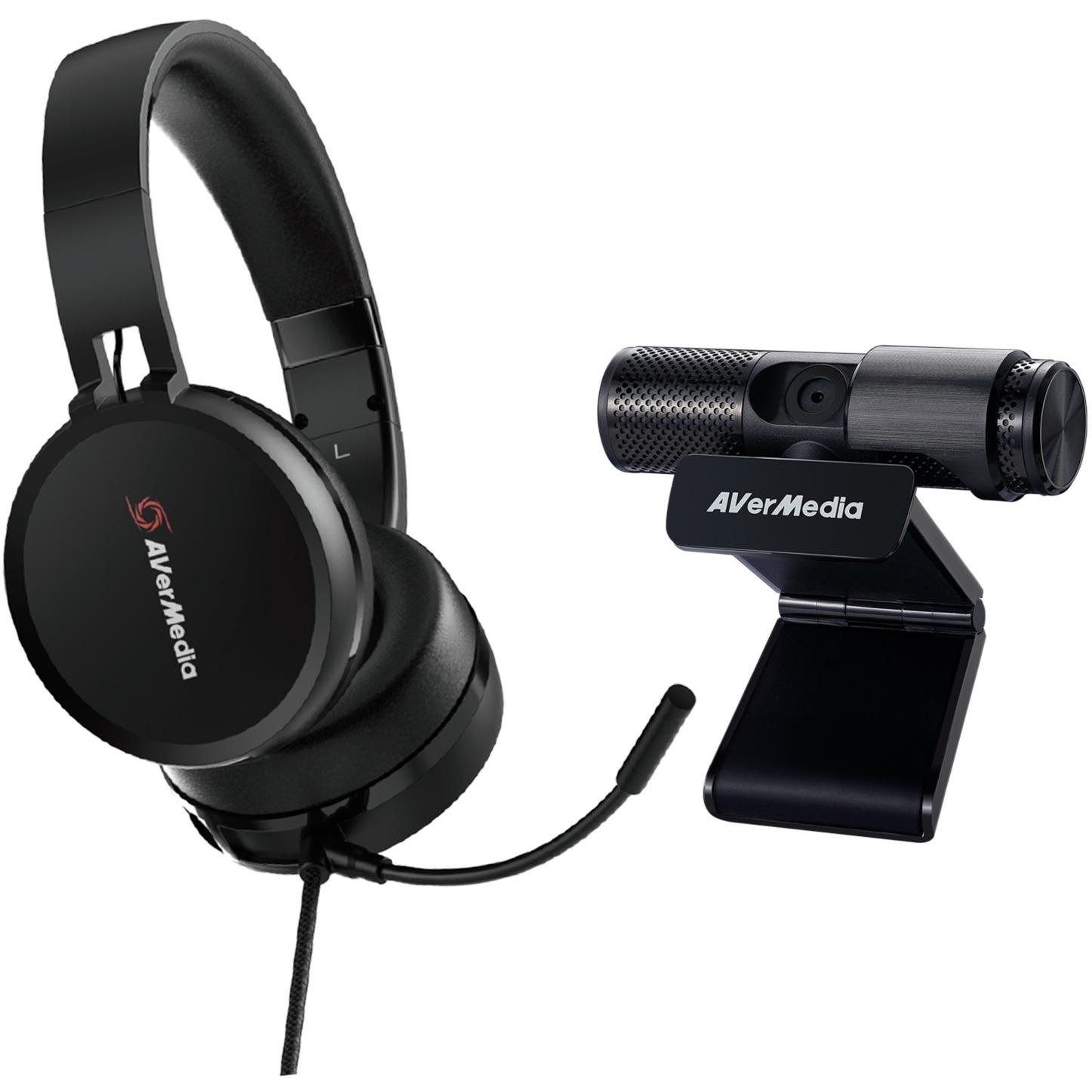 Image of Videokonferenz-Kit 317 (Webcam + Headset)