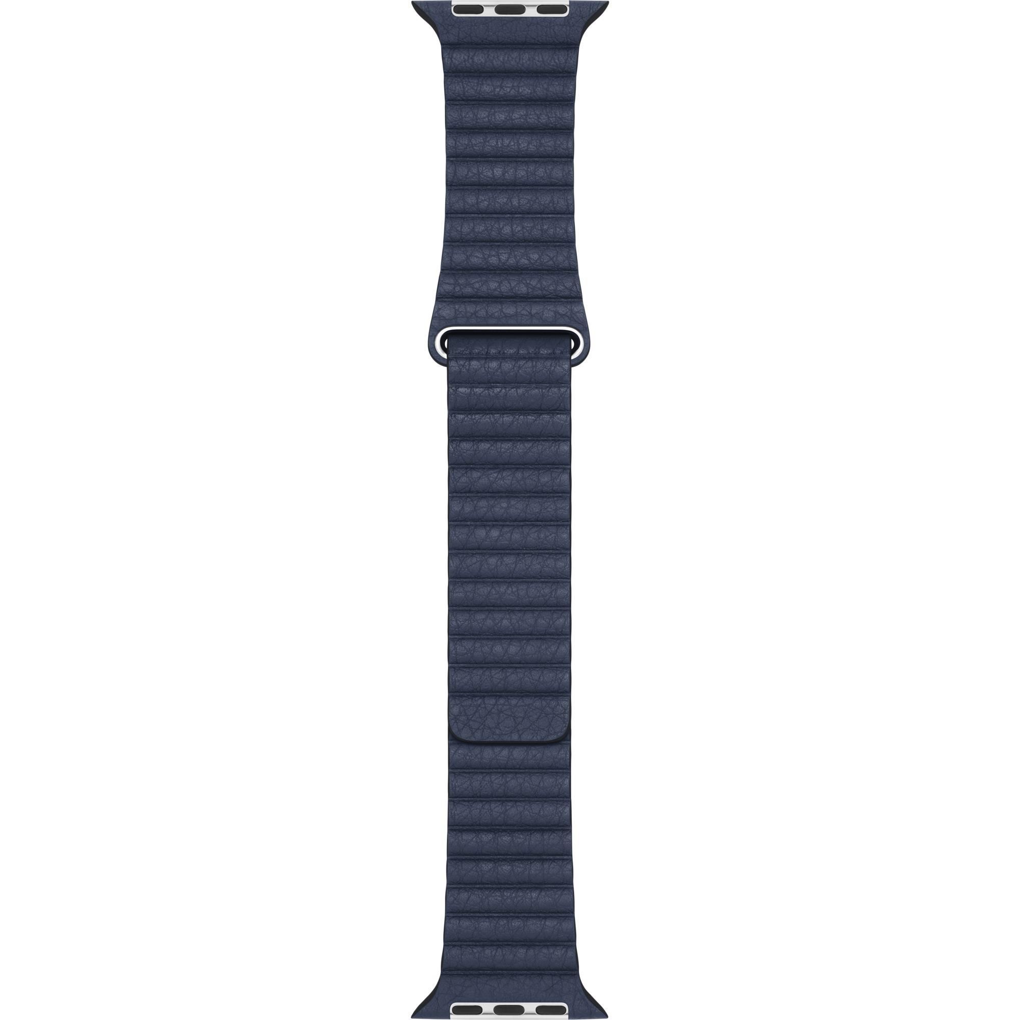 Image of Lederarmband mit Schlaufe, Uhrenarmband