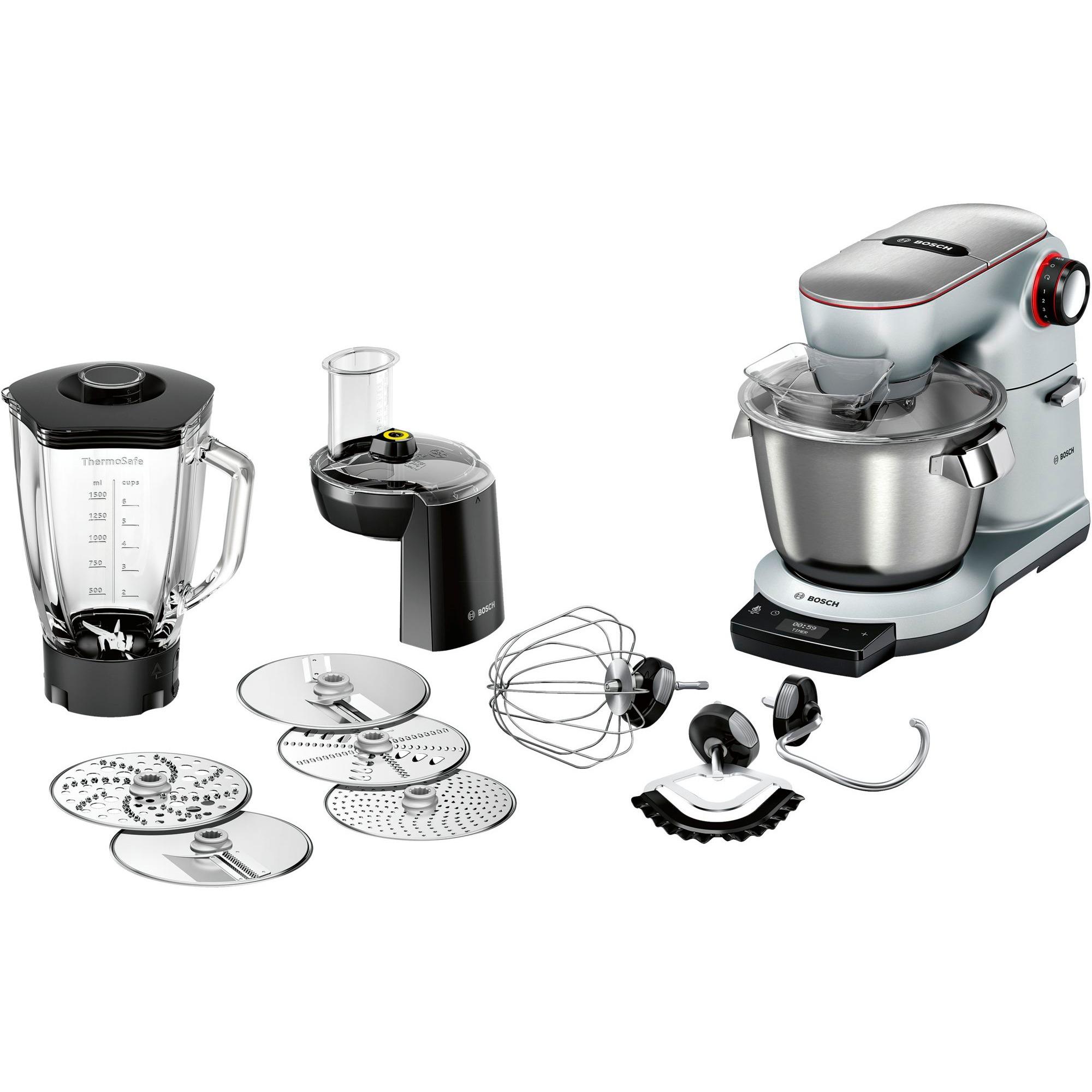 Bosch MUM9DT5S41, Küchenmaschine silber
