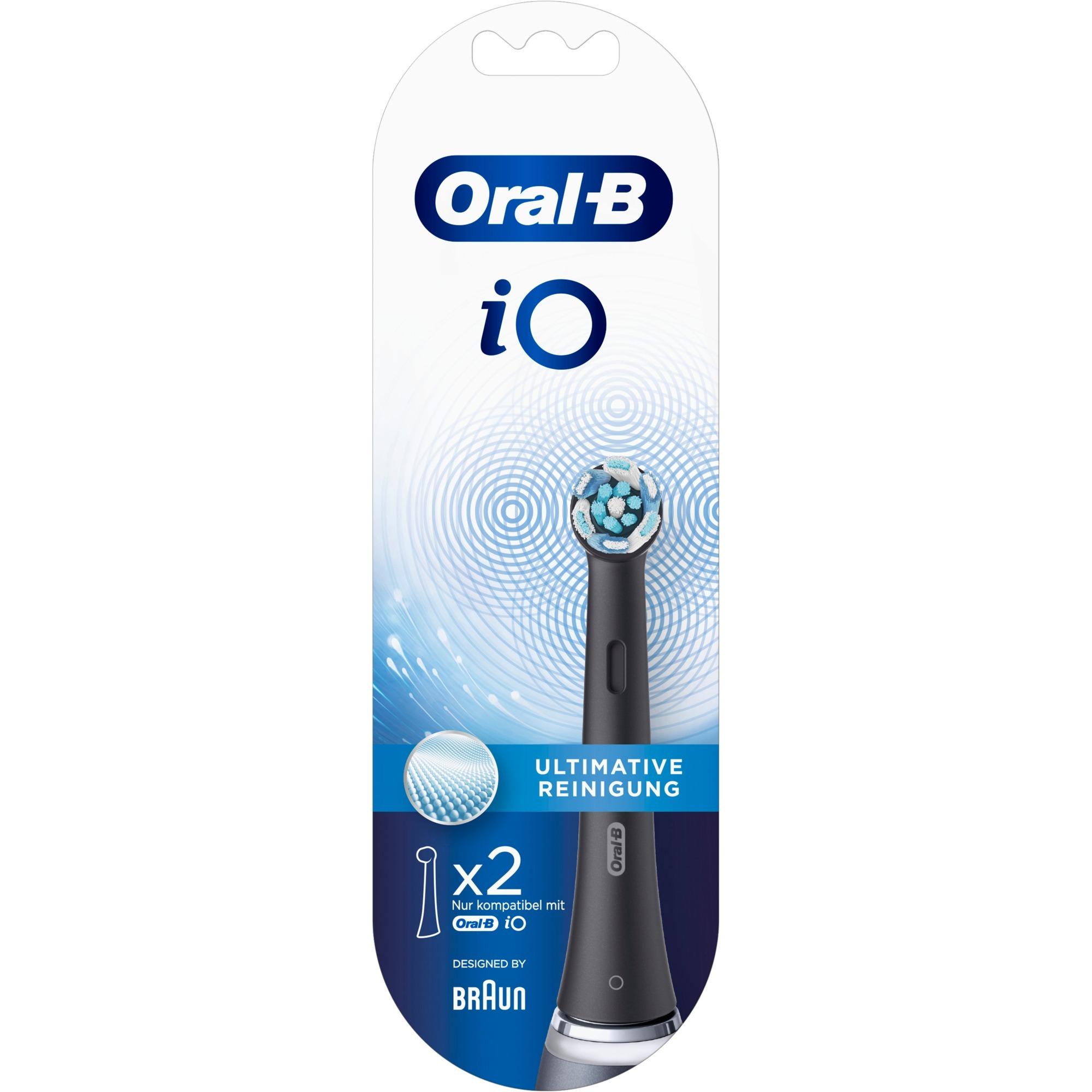 Image of Oral-B iO Ultimative Reinigung 2er, Aufsteckbürste