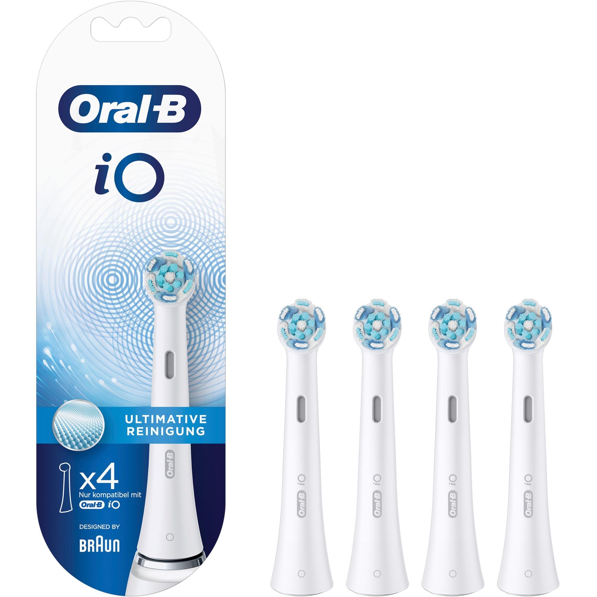 Image of Oral-B iO Ultimative Reinigung 4er, Aufsteckbürste