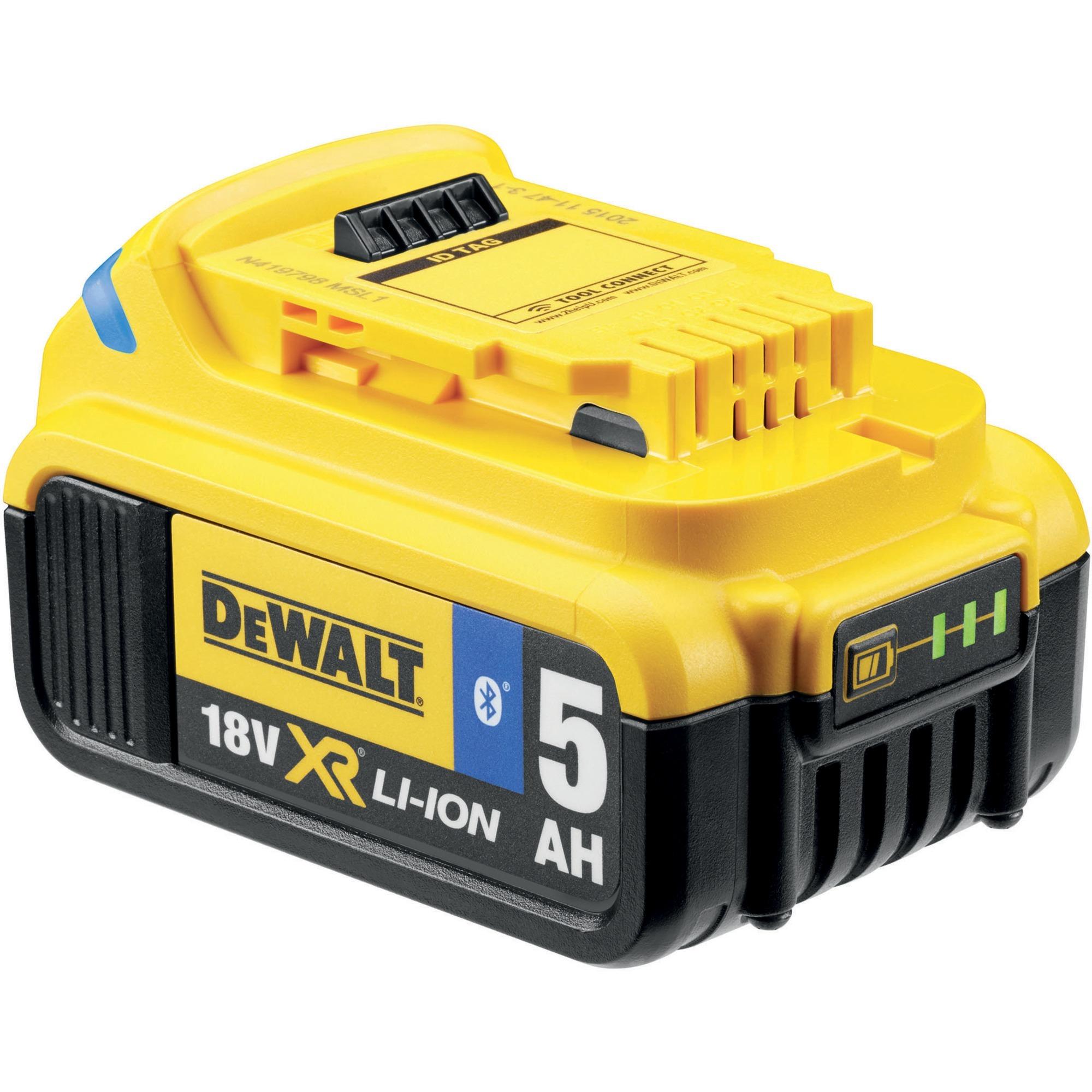 Image of 18,0 Volt / 5,0 Ah XR-Akku mit Bluetooth-Technologie