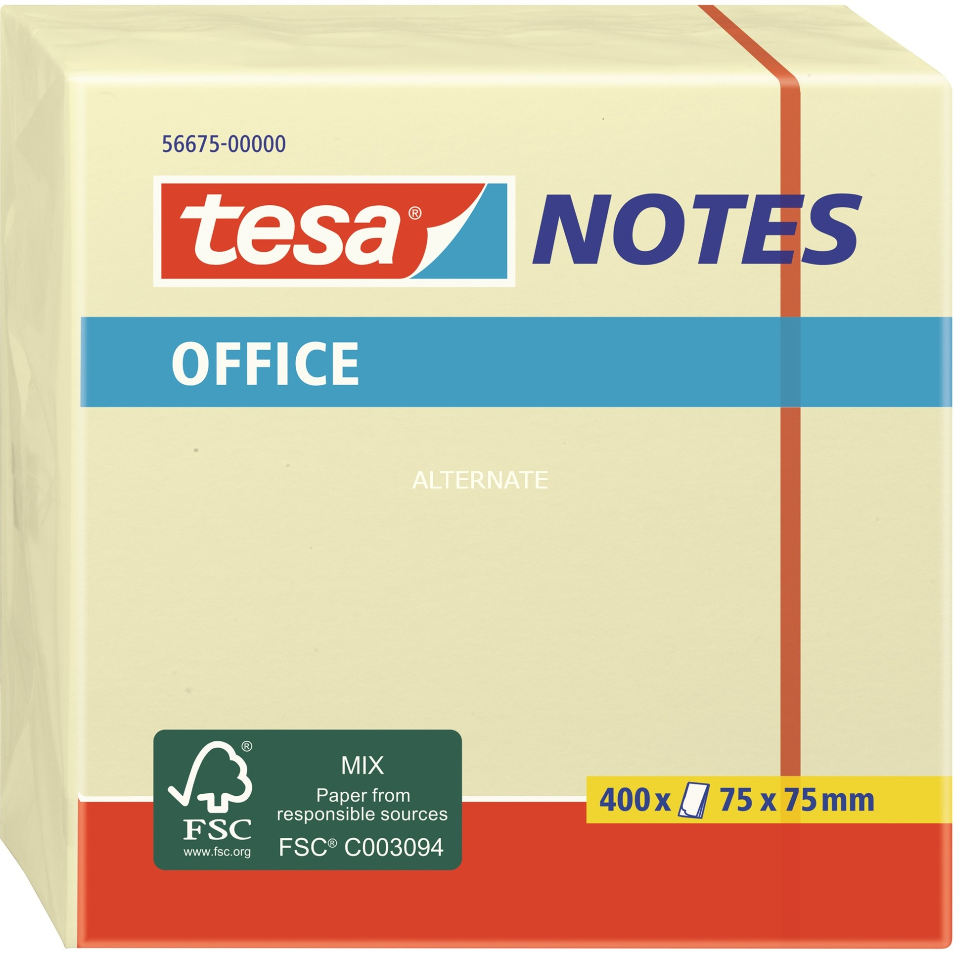 Image of Office Notes, 400 Blatt, Aufkleber