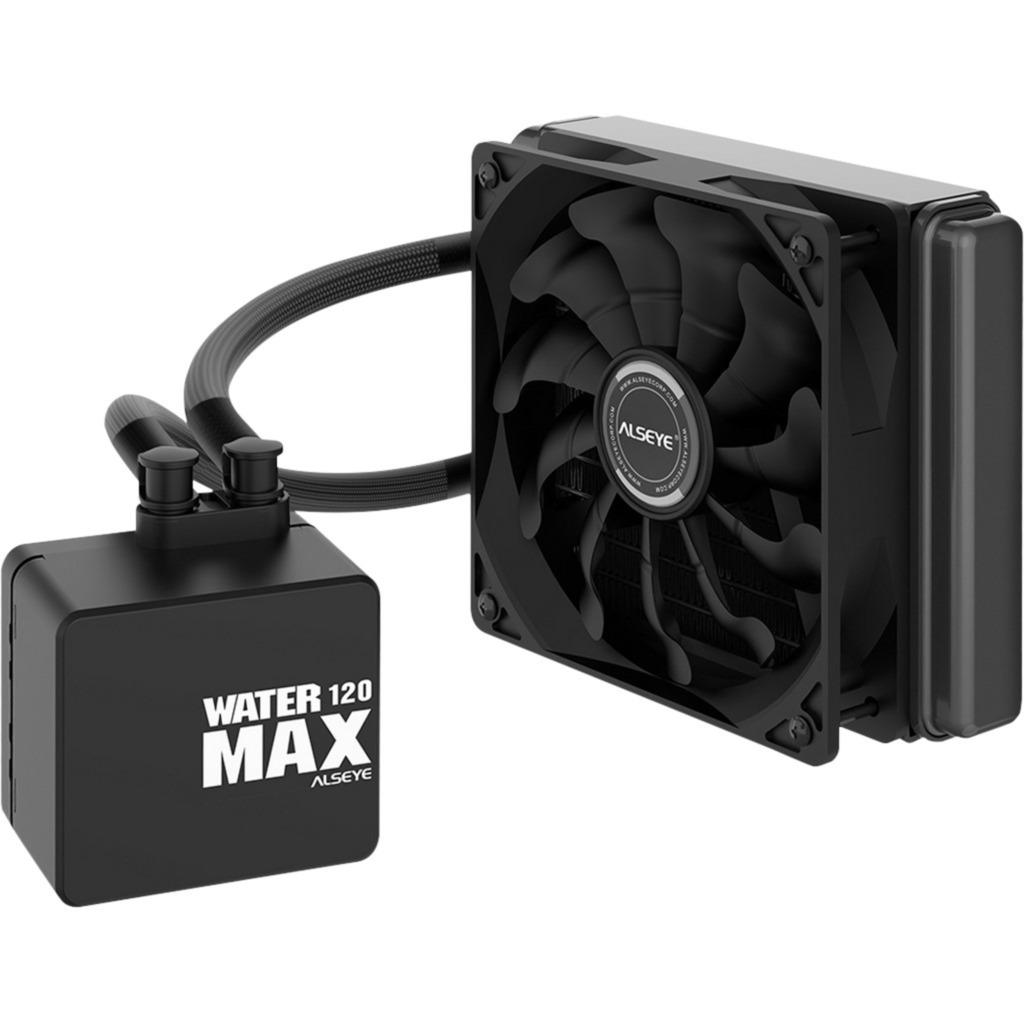 Image of MAX 120 120mm AiO, Wasserkühlung