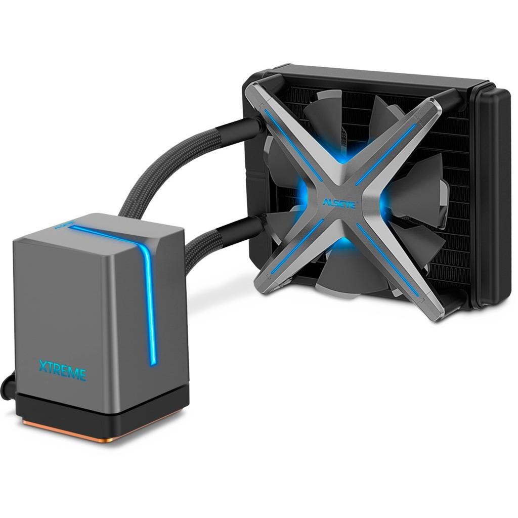 Image of X120, Wasserkühlung