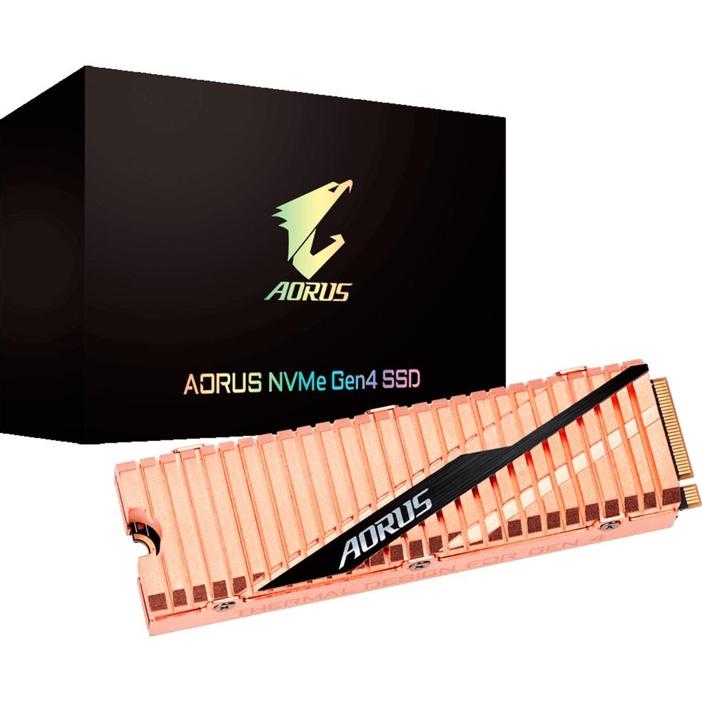 Image of AORUS NVMe Gen4 500 GB, SSD