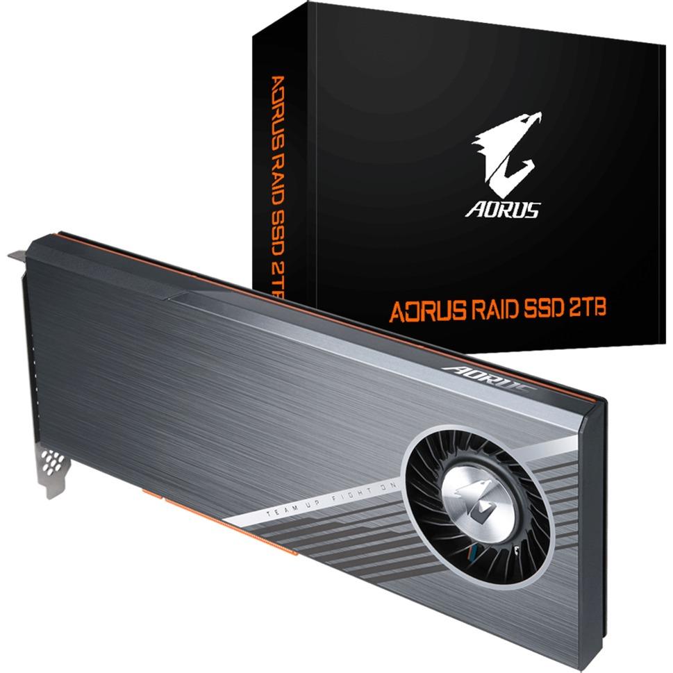 Image of AORUS RAID SSD 2 TB