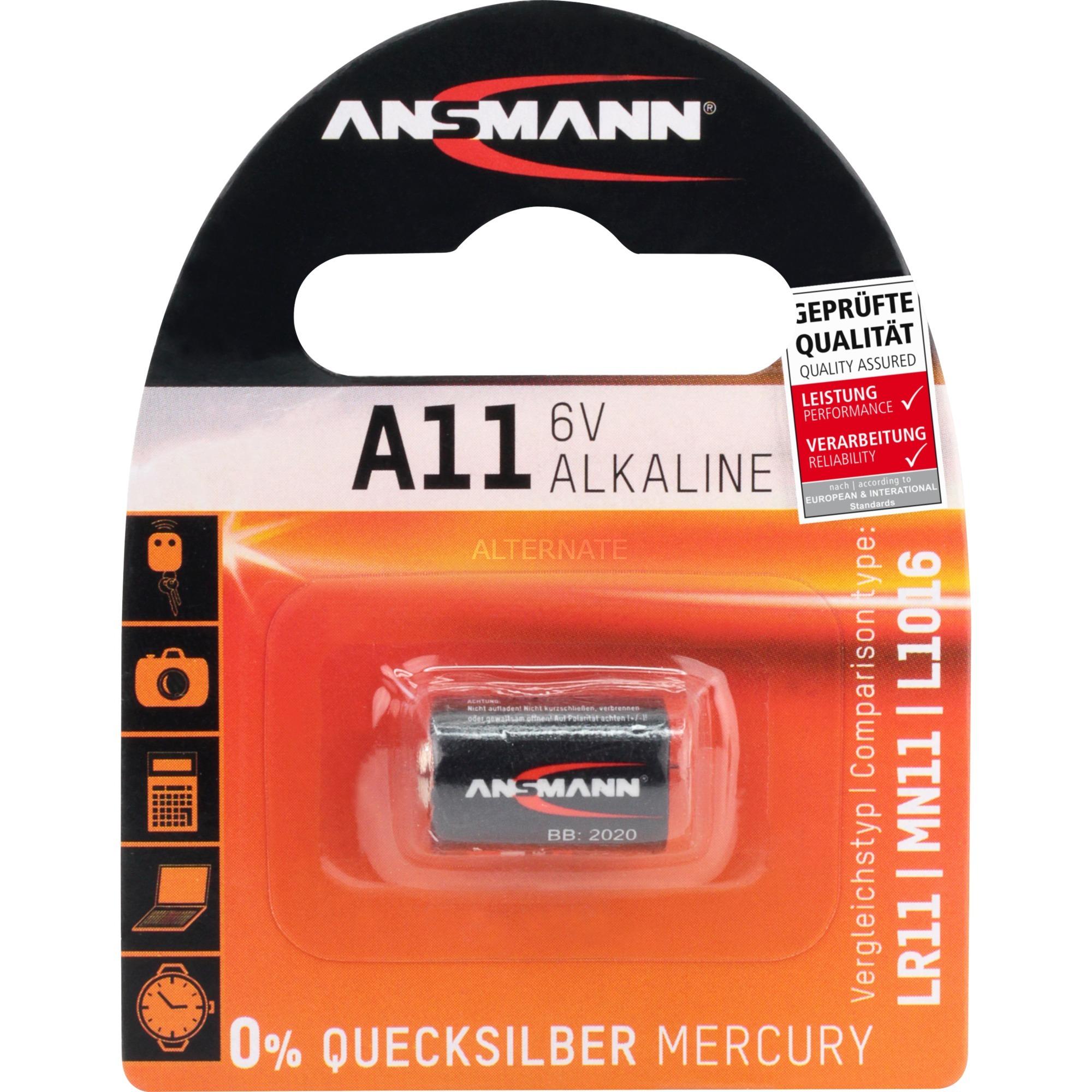 Image of A11/LR11, Batterie
