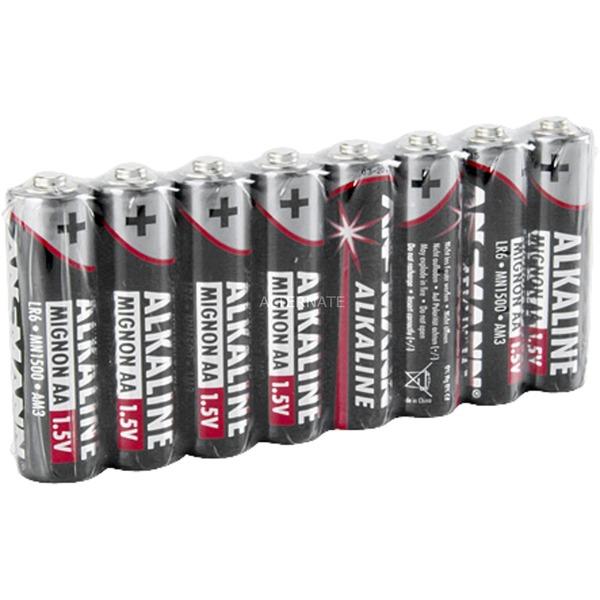 Image of Alkaline Red, Batterie