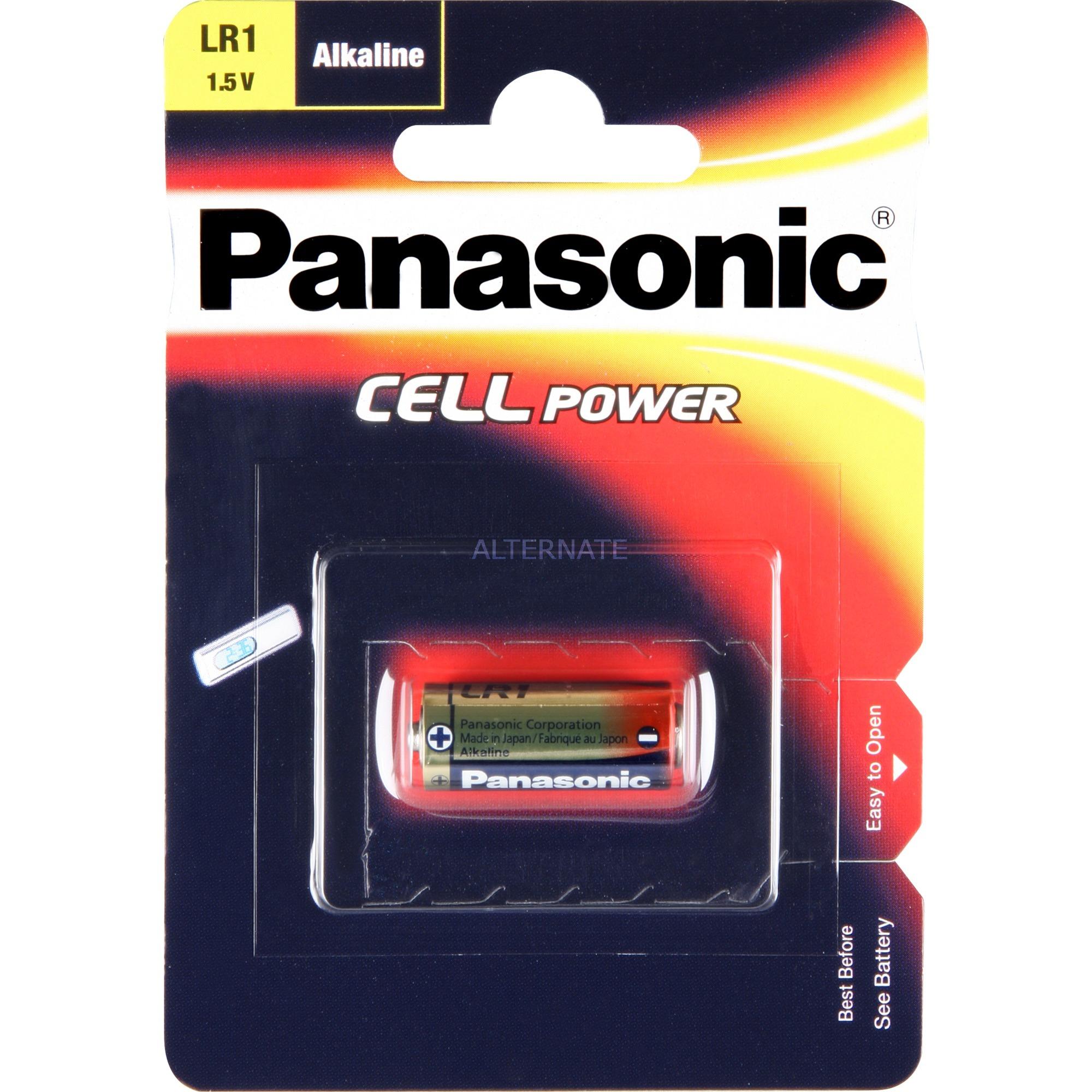 Image of Alkali PowerCells LR1/1BP, Batterie