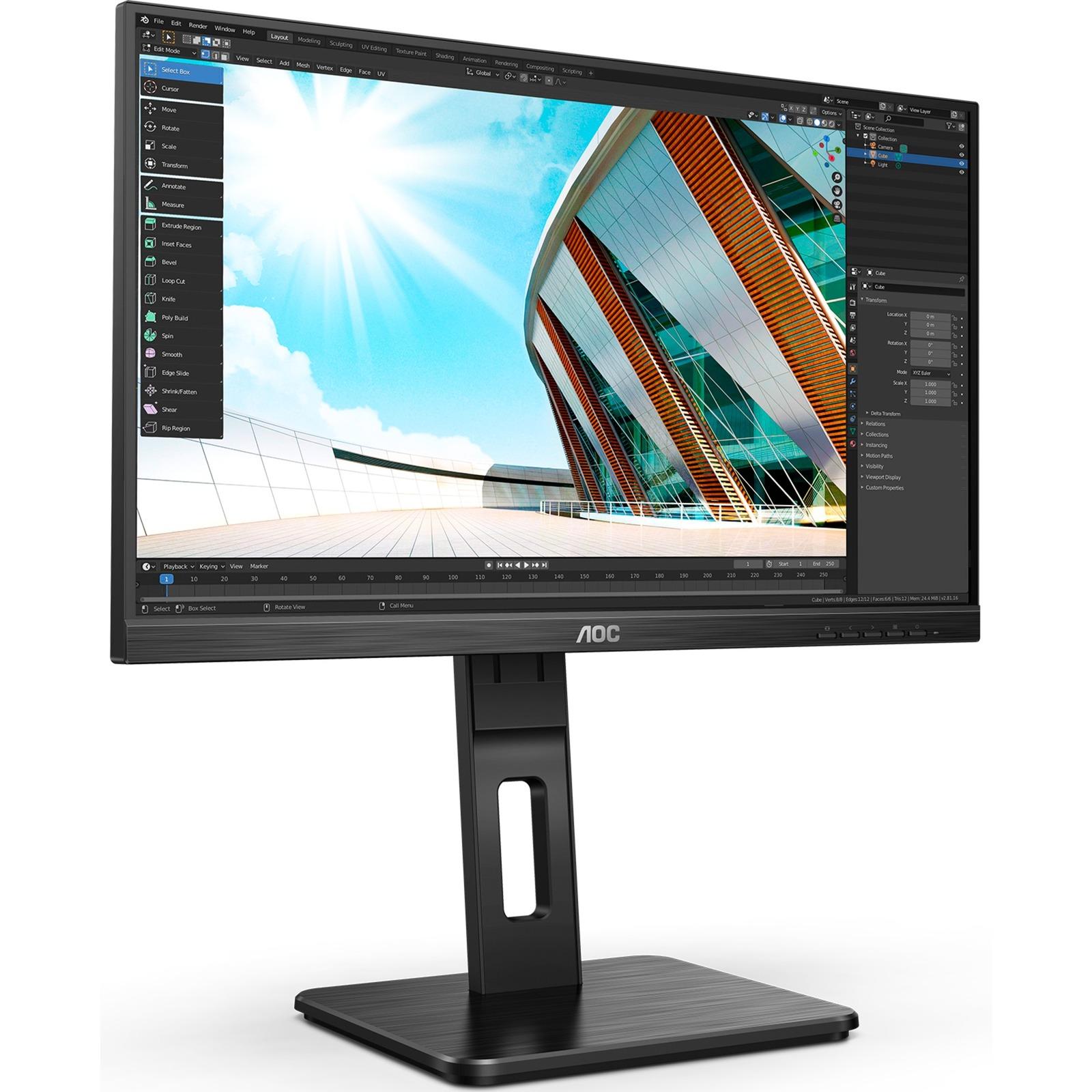 Image of 22P2DU, LED-Monitor