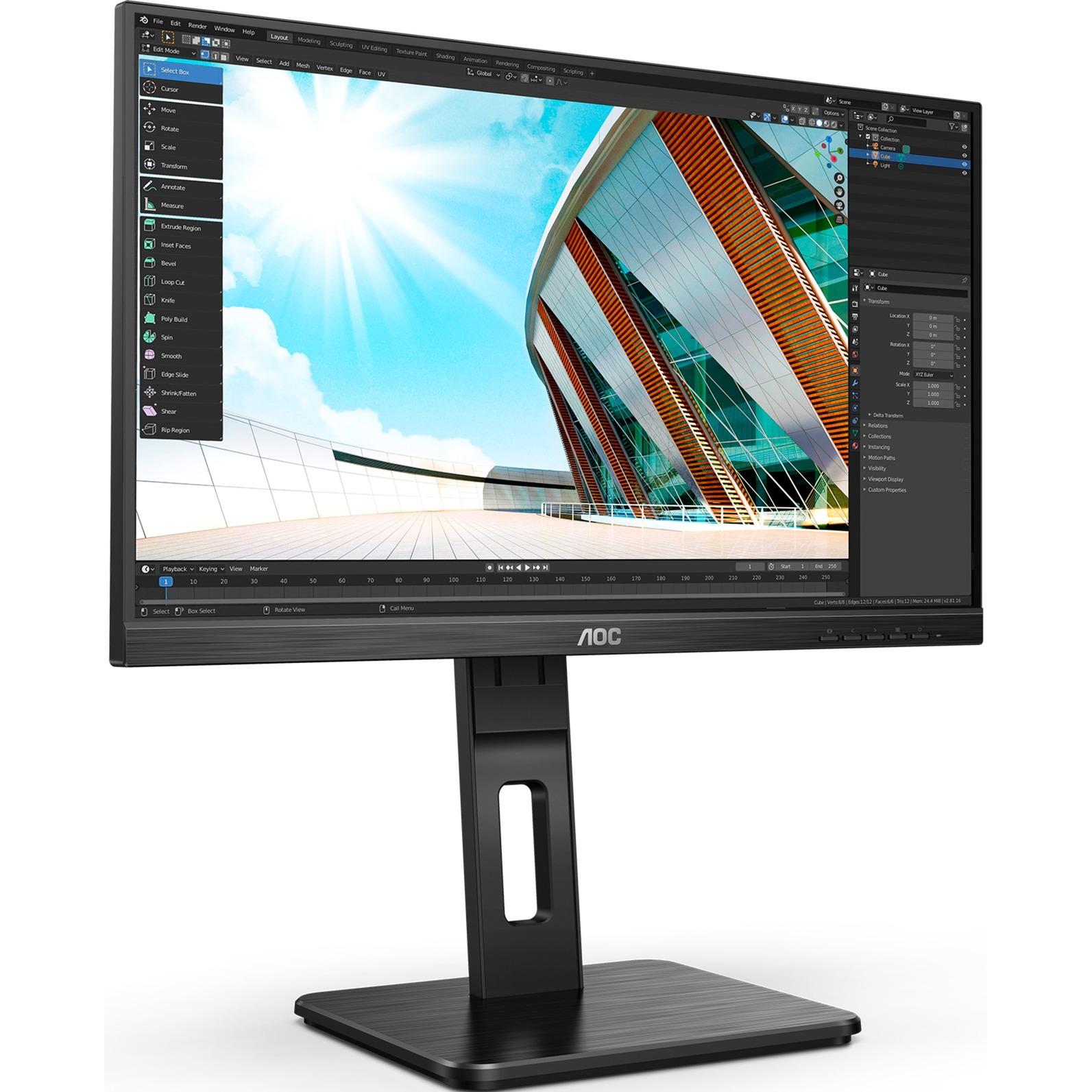Image of 22P2Q, LED-Monitor
