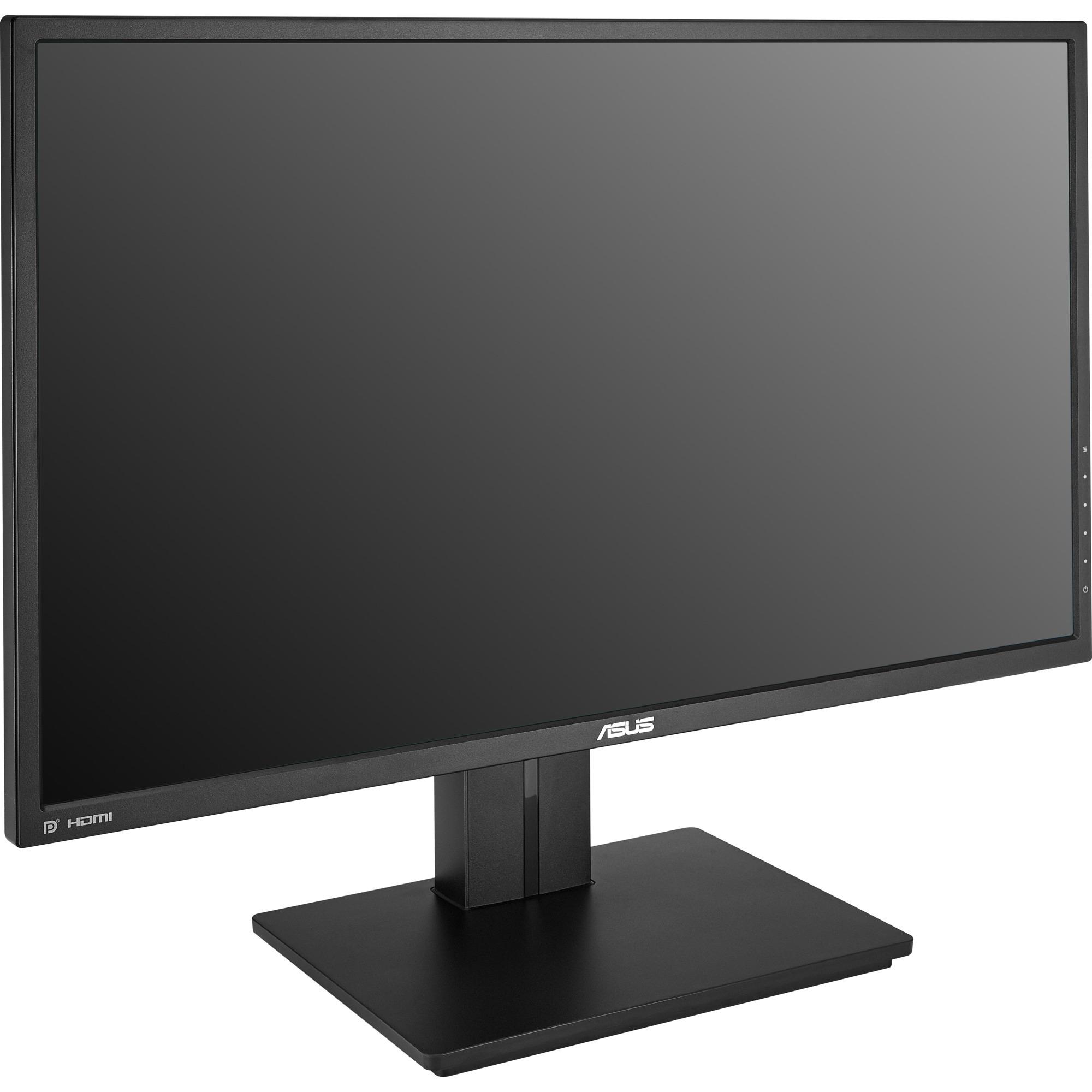 ASUS PB277Q, LED-Monitor schwarz, HDMI, DVI, DisplayPort, VGA, Pivot