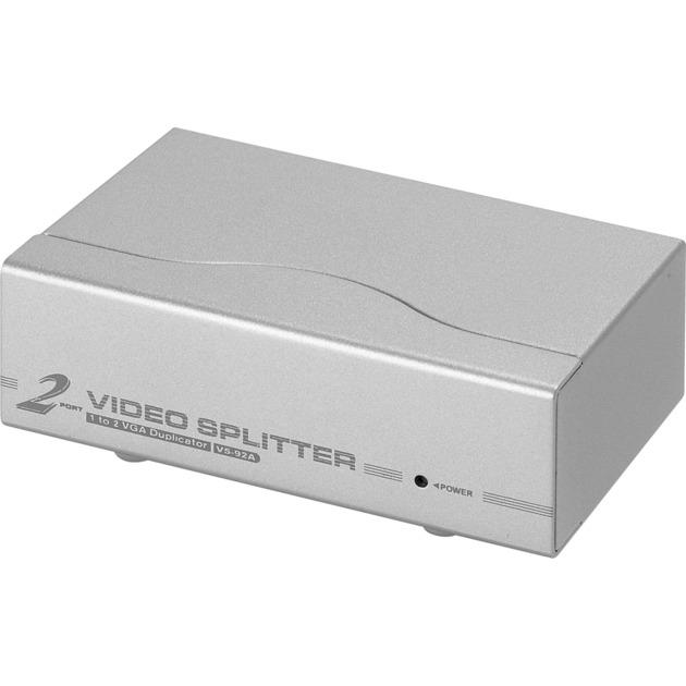 Image of 2-Port VGA Video-Splitter VS92A-AT-G
