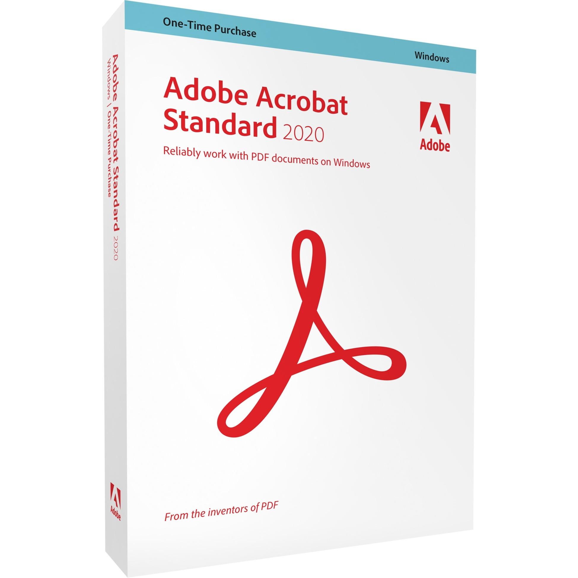 Image of Acrobat Standard 2020, Office-Software
