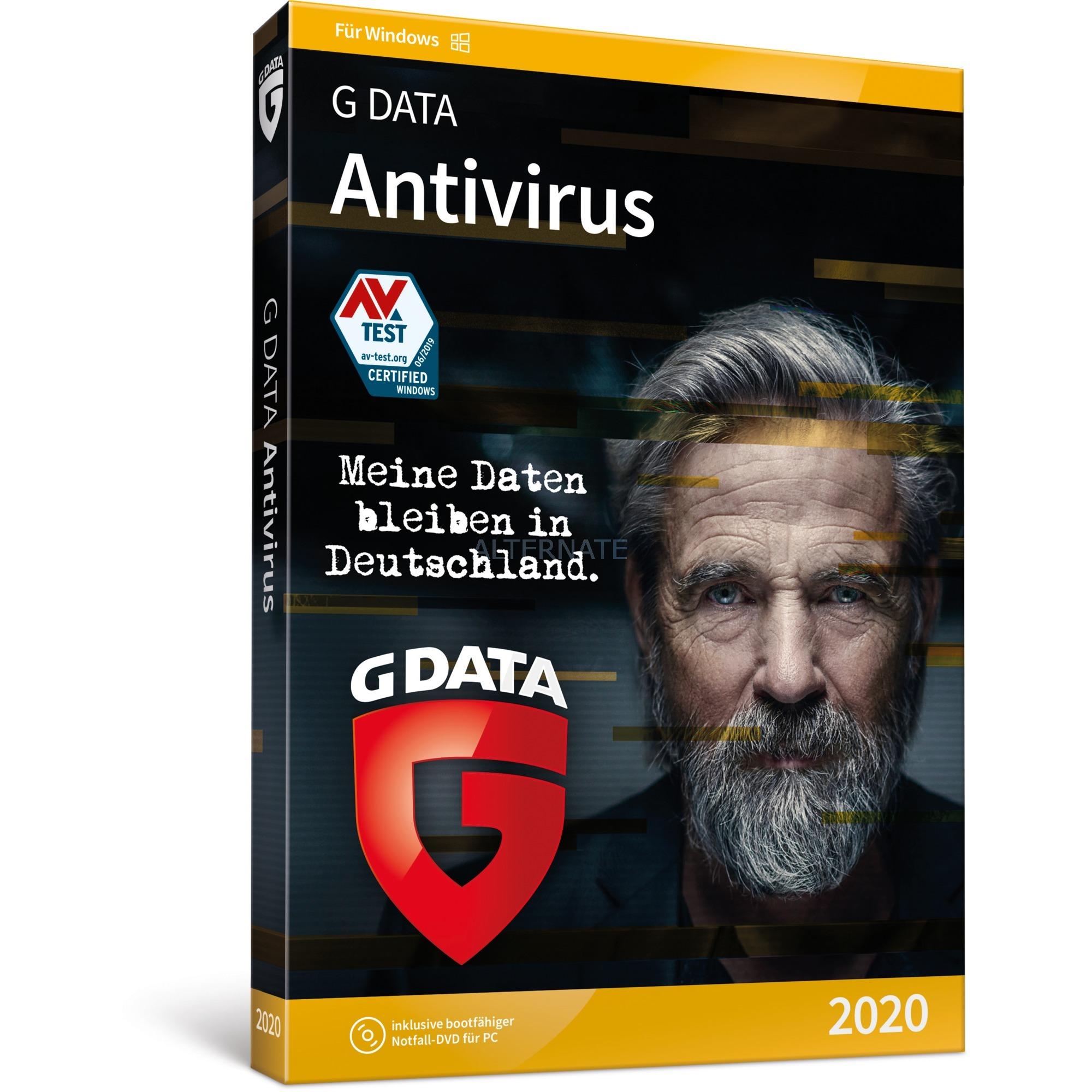 Image of AntiVirus 2020 , Sicherheit-Software