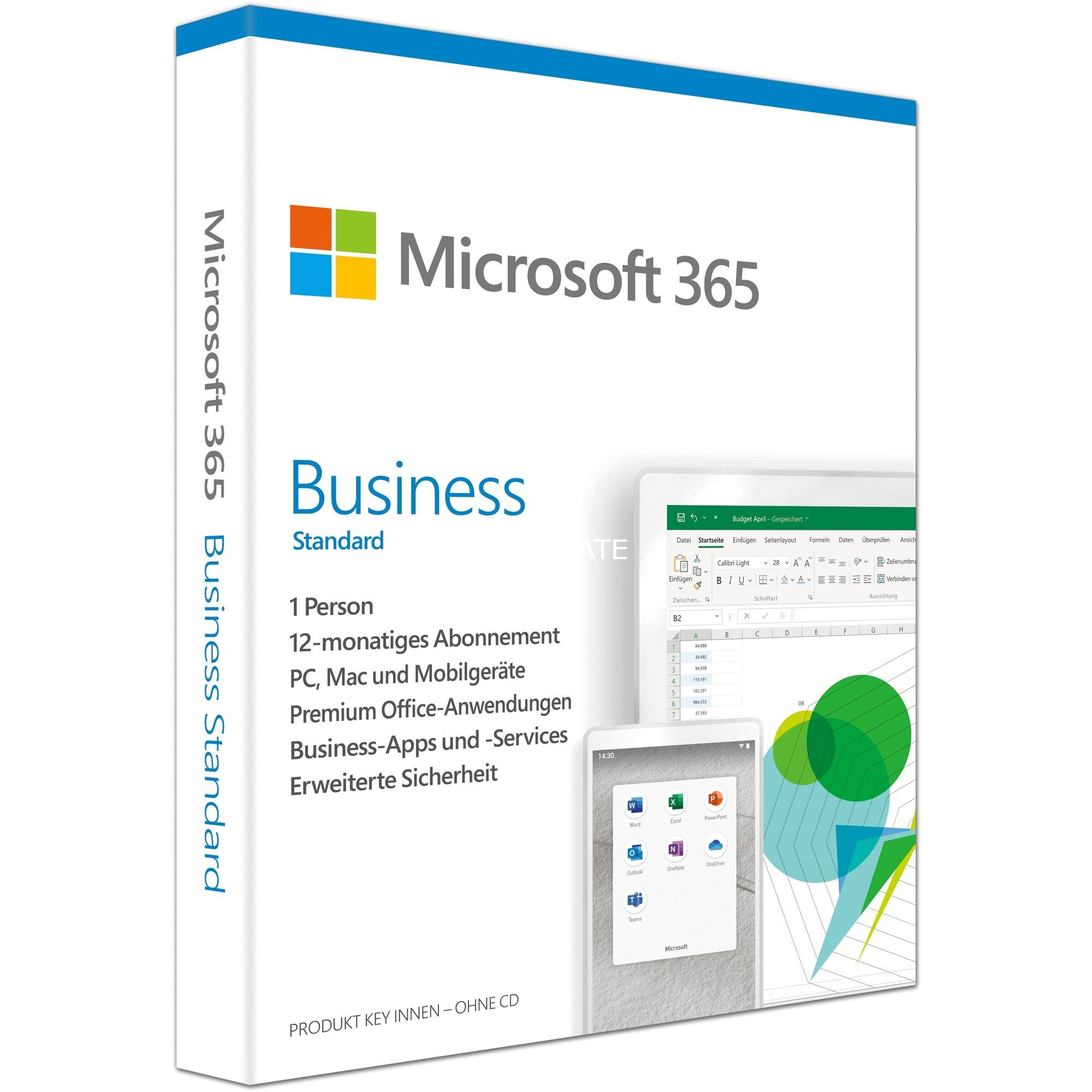 Image of 365 Business Standard, Office-Software