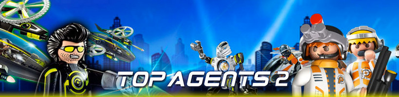 PLAYMOBIL® Top Agents